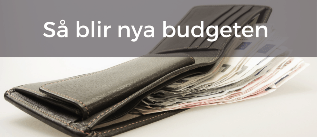 nya budgeten 2021