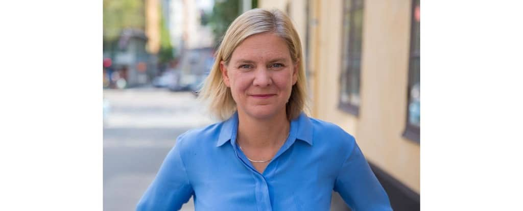 magdalena andersson finansminister